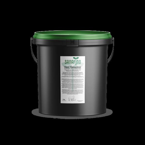 La poudre fine de chanvre, conventionnel, 1,5kg