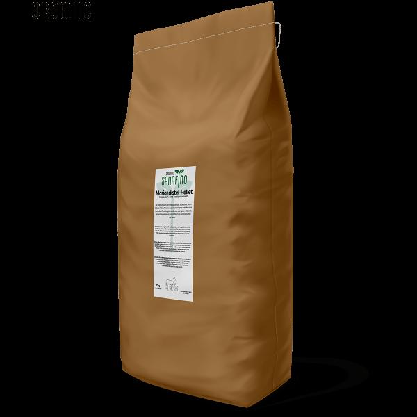 ORGANIC Mariendistel-Pellet, kaltgepresst, 20kg