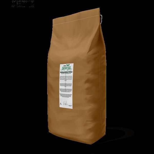 Cardo Mariano Pellet organico, spremuto a freddo, 12kg