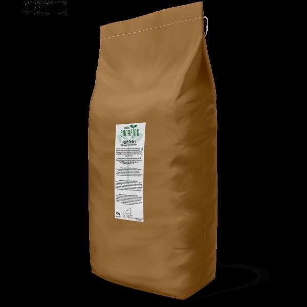 Pellets organici di canapa, pressati a freddo, 20kg
