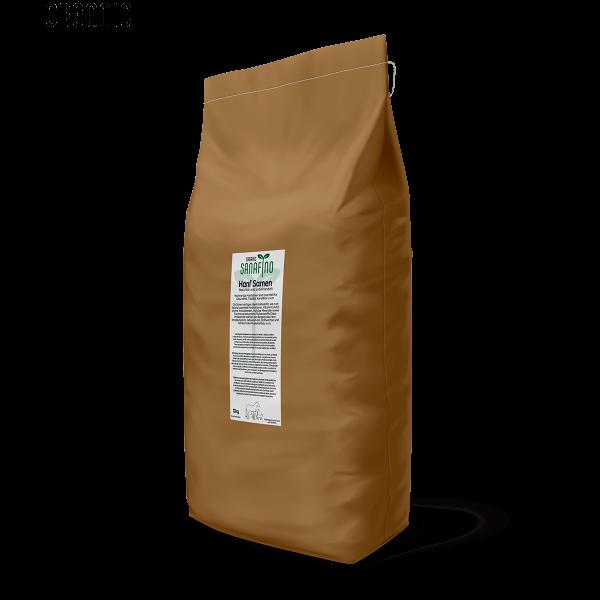 Organic hemp seeds 12kg