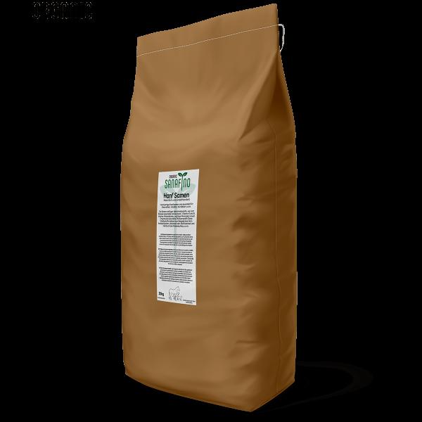 Graines de chanvre organiques 20kg
