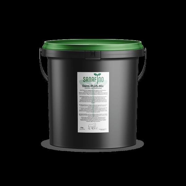 Intestine PLUS, hemp- fine grist- herb mix, 1,5kg